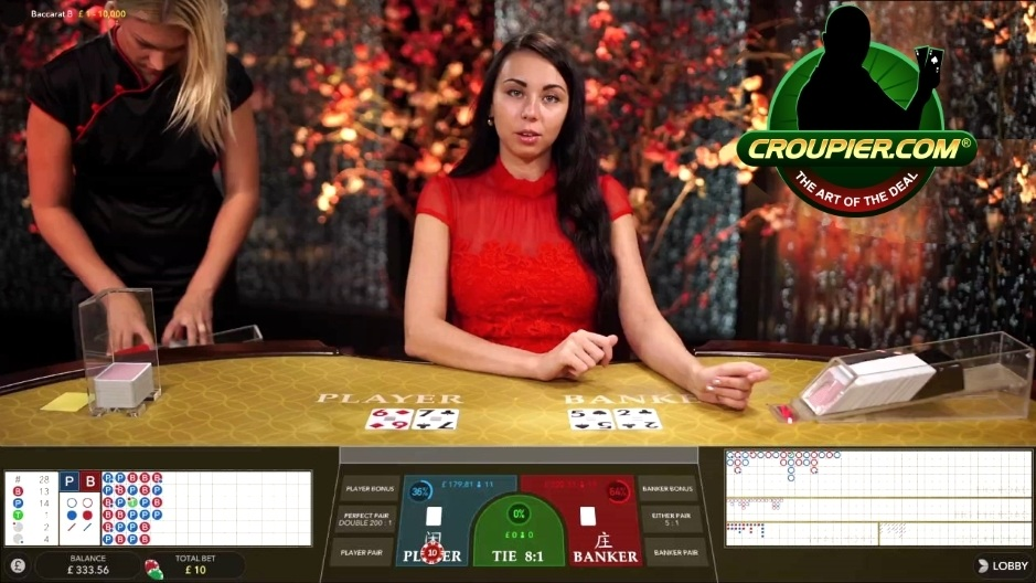 Online Baccarat Live Dealer Casino Play for Real Money at Mr Green Online Casino
