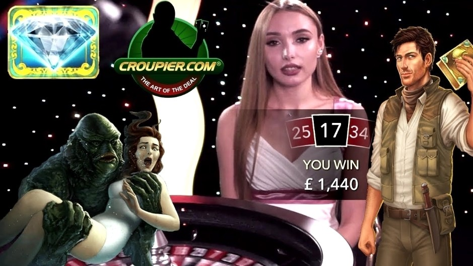 Online Slot Bonus Compilation vs £2,500 Raging Rhino! £20 Spins & Live Roulette at Mr Green Casino!
