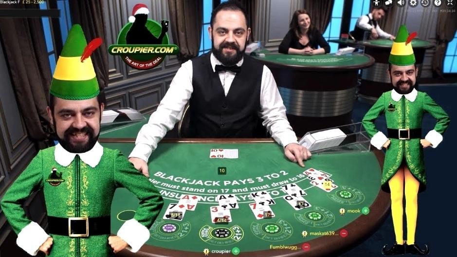 ONLINE BLACKJACK DEALER CEZAR vs £2,000 BANKROLL SIDE BETS and LIVE ROULETTE at Mr Green Online Casino!